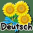 ありがとう花が咲くよドイツ語版(改訂版)