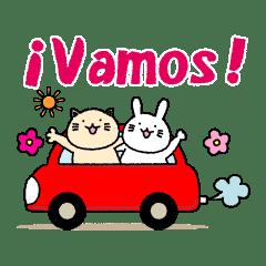 Easy Spanish Sticker Line Stickers Line Store