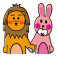 Mr. Lion & Mimi
