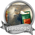 Blessings(1): Encouraging words-Art