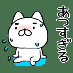 夏に毎日使えるネコ★20