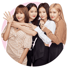 BLACKPINK Big Stickers
