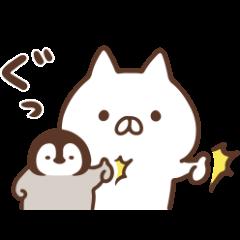 Penguin and Cat Days × UNIQLO