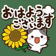 ちびブチ☆夏