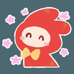 蘋果兔小紅