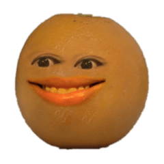 橘子表情貼+梨子好友