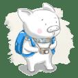 moona a cute piggy
