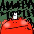 阿米巴與牙 AMOEBA & TOOTH 3