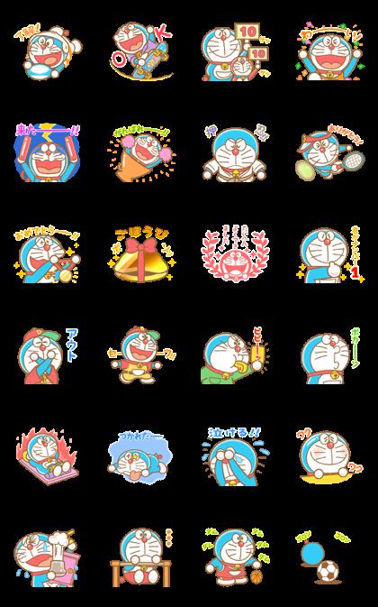 Doraemon's Animated Sports