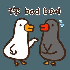 黑白鵝3以鵝傳鵝