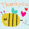 (cute english sticker132)