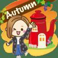 大人女子の日常【秋に使える言葉】