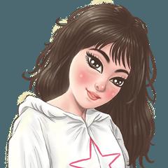 Dao Sook Hot Girl (Eng.Ver)