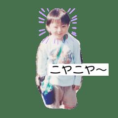 チャンジュン(幼少期)