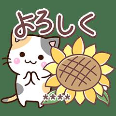 Cute Calico cat (Custom10)
