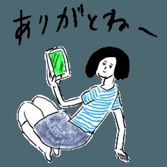 Samaako sticker