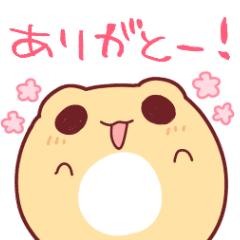 Little Frog Kinako