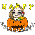 Cute female ghosts_Eng