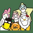 Sanrio Characters × Shakurel Planet