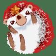 Fashionable Hedgehog