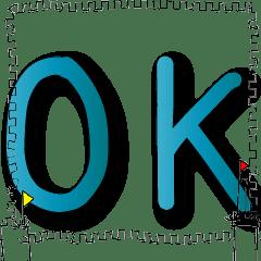 手繪帳對話框4-日常用語