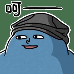 帽子阿勛的各種表情