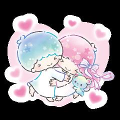 Little Twin Stars: Watercolors