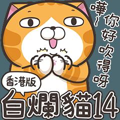 白爛貓14☆超級鬧☆ (香港版)