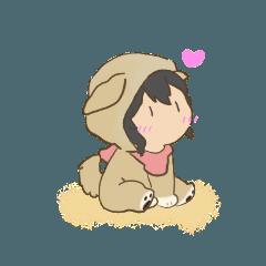 明明喜歡狗,卻養了貓的神奇偶像