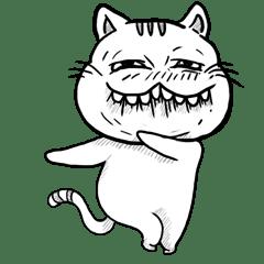Ugly Tabby Cat 3