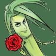 サトウキビ オッディの擬人化シリーズ