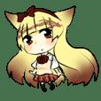 fox spirit...