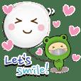 笑顔にカエル♡毎日言葉『let's smile!!2』
