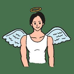 マッチョな天使と憎めない悪魔