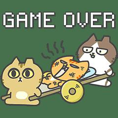 辛卡米克屁貓-電玩喵日常