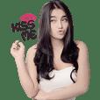 Nabilla Aprillya Sticker