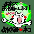 Megumi cat