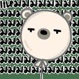 ลูกโป่งหมีจอมติ่ง