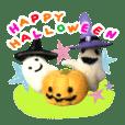 Fluffy companion(Halloween)