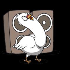 Crazy Annoying Dove