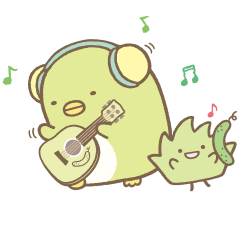 Sumikkogurashi Super Pop-Up Stickers