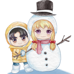 Annoying Doll Jinjin: Winter Holiday