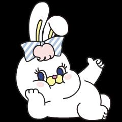 粉紅莉可兔 5 甜美可愛篇
