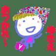 Sticker of Yukie