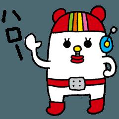 RKC高知放送「R・ケイシー」スタンプ! - LINE スタンプ | LINE STORE