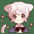 ほんわか猫耳少年