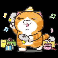 Lan Lan Cat: Party Time!