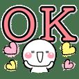 otona shiromaru uppercase letter!