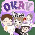 "Popular series ""OK"". (A) 2020"