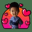 IKKI the baby cute boy